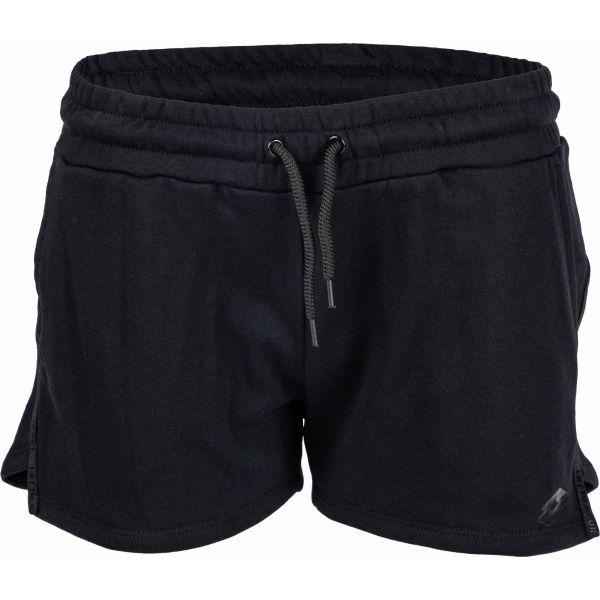 Lotto DINAMICO W II SHORT FT čierna XL - Dámske šortky