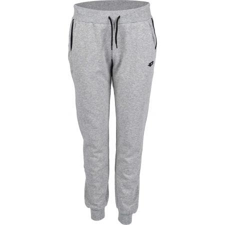 Spodnie dresowe damskie - Lotto DINAMICO W II PANT MEL FT - 2