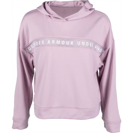 Under Armour TECH TERRY HOODY - Dámská mikina