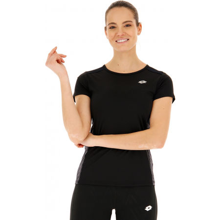Tricou sport damă - Lotto SPEEDRUN W II TEE PRT PL - 4