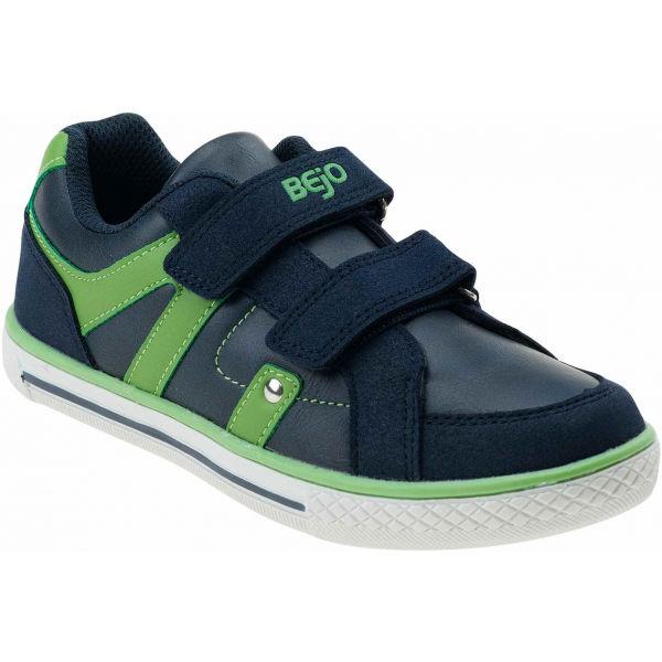 Bejo LASOM JR zelená 31 - Juniorská volnočasová obuv