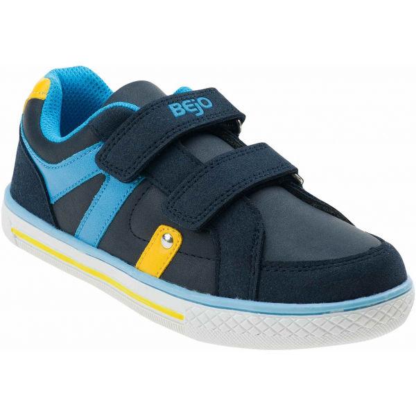 Bejo LASOM JR modrá 31 - Juniorská volnočasová obuv