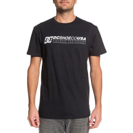 Herren Shirt - DC LONGERSS M TEES - 3