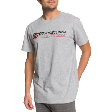 Herren Shirt - DC LONGERSS M TEES - 4
