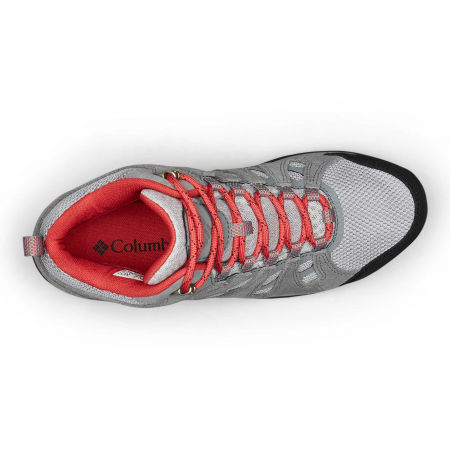 Women's outdoor shoes - Columbia REDMOND V2 MID WP - 4