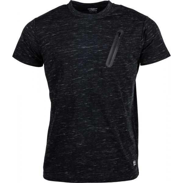 Umbro FALK černá XL - Pánské triko