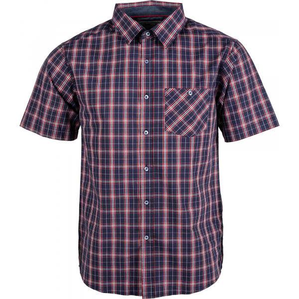 Willard AMAN tmavě modrá M - Pánská košile