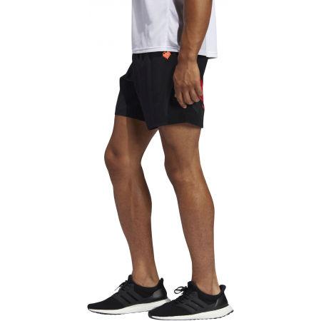 Herrenshorts - adidas OWN THE RUN SHO - 4