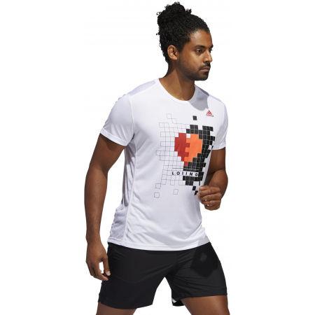 Herrenshirt - adidas OWN THE RUN TEE - 6