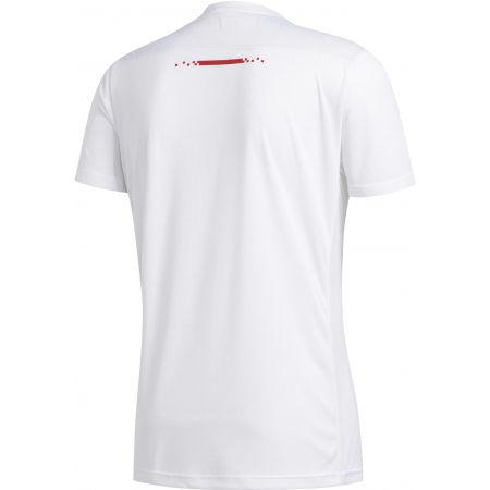 Herrenshirt - adidas OWN THE RUN TEE - 2