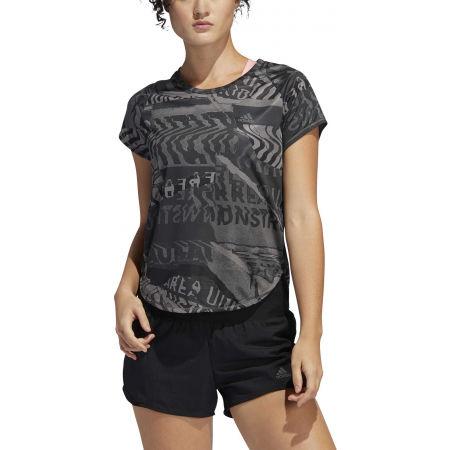 Damen Shirt - adidas OWN THE RUN TEE - 3