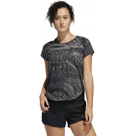 Damen Shirt - adidas OWN THE RUN TEE - 4