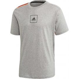 adidas 3S Tape Tee - Pánské tričko