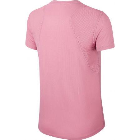 Dámske bežecké tričko - Nike RUN TOP SS W - 2
