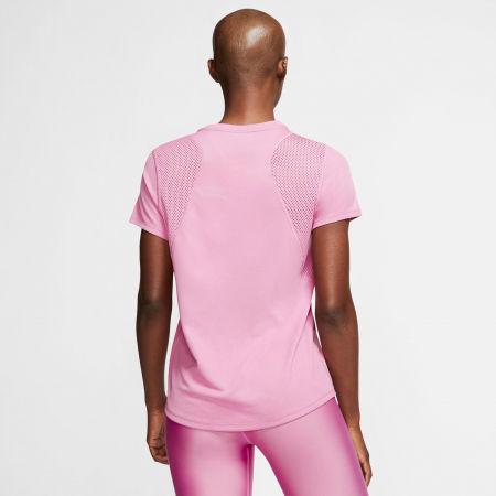 Dámske bežecké tričko - Nike RUN TOP SS W - 4