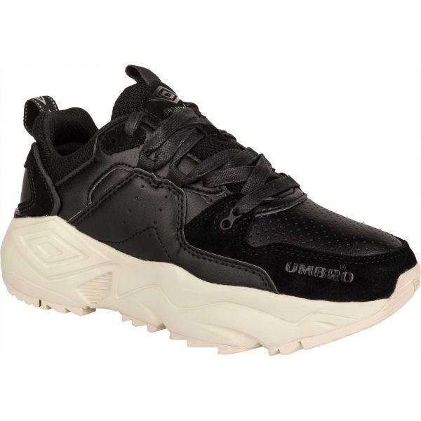 Umbro RUN M LUXE LE černá 6 - Dámská volnočasová obuv