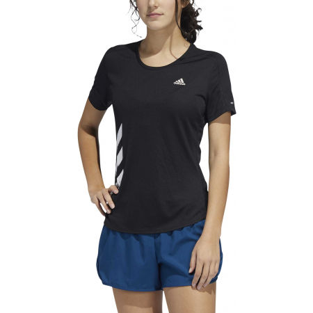 Dámske športové tričko - adidas RUN IT TEE 3S W - 3