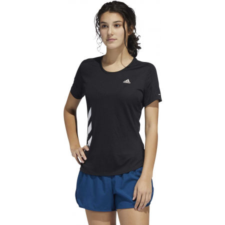 Dámske športové tričko - adidas RUN IT TEE 3S W - 4