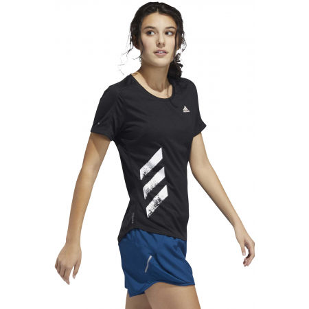 Dámske športové tričko - adidas RUN IT TEE 3S W - 5