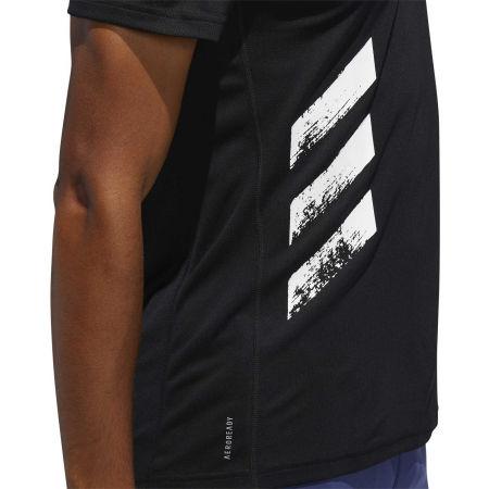 Pánske bežecké tričko - adidas RUN IT TEE PB - 8
