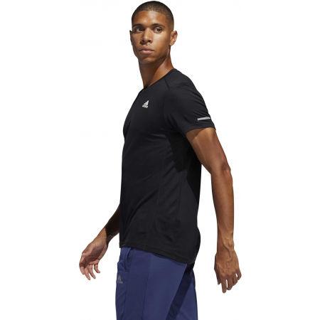 Pánske bežecké tričko - adidas RUN IT TEE PB - 6
