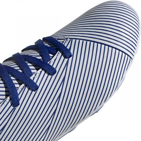 Детски футболни обувки - adidas NEMEZIZ 19.4 FXG J - 8