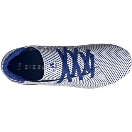Детски футболни обувки - adidas NEMEZIZ 19.4 FXG J - 4