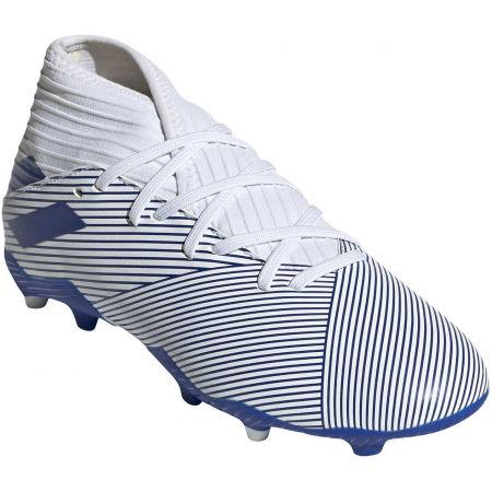 adidas NEMEZIZ 19.3 FG J - Obuwie piłkarskie dziecięce