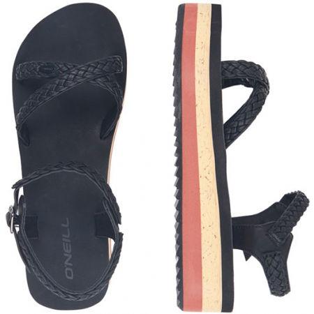 Dámské sandály - O'Neill FW BATIDA PLATFORM SANDALS - 2