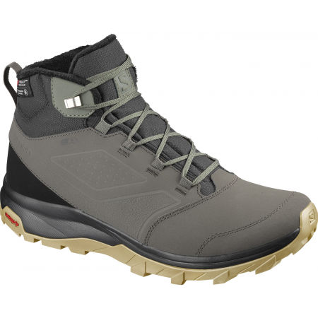 Salomon YALTA TS CSWP - Men's winter shoes