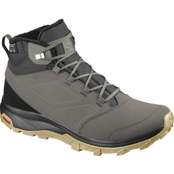Salomon YALTA TS CSWP - Pánska zimná obuv