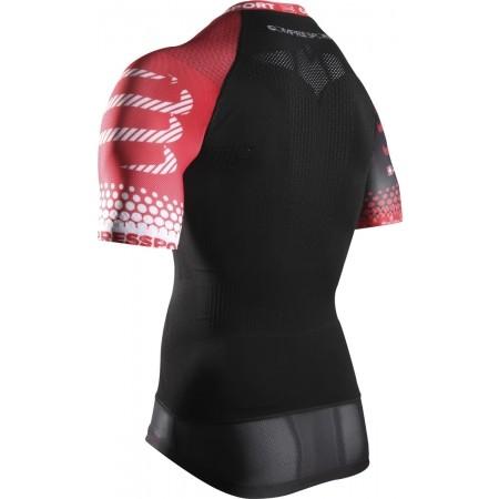 TRAIL SHIRT – Koszulka do biegania męska - Compressport TRAIL SHIRT - 3