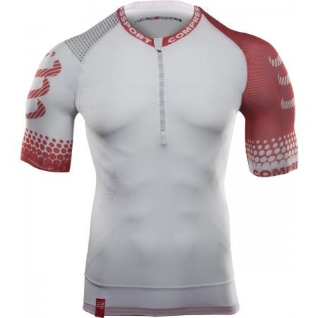 TRAIL SHIRT – Koszulka do biegania męska - Compressport TRAIL SHIRT - 5