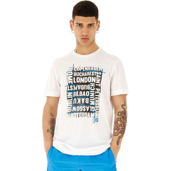 Lotto TEE EUROPE JS  XXL - Pánské tričko