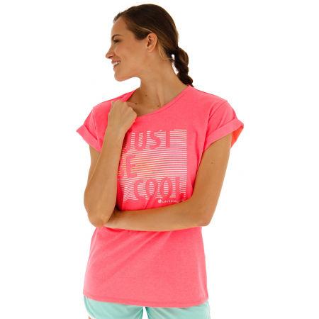 Dámské tričko - Lotto TEE COOL W JS - 1