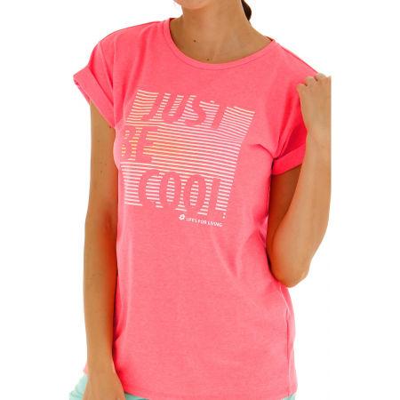Dámské tričko - Lotto TEE COOL W JS - 3