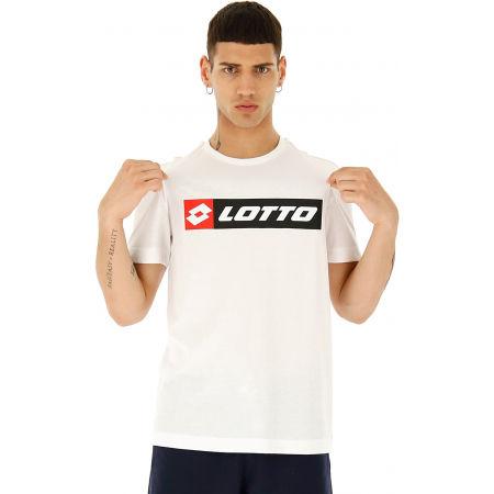 Lotto TEE LOGO JS - Pánské tričko