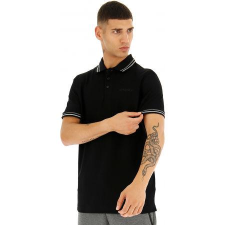 Koszulka polo męska - Lotto POLO CLASSICA PQ - 4