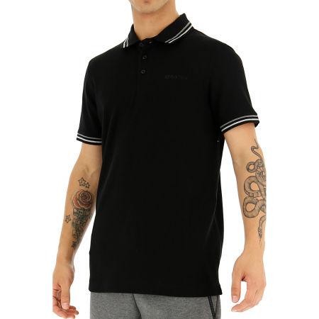 Koszulka polo męska - Lotto POLO CLASSICA PQ - 6