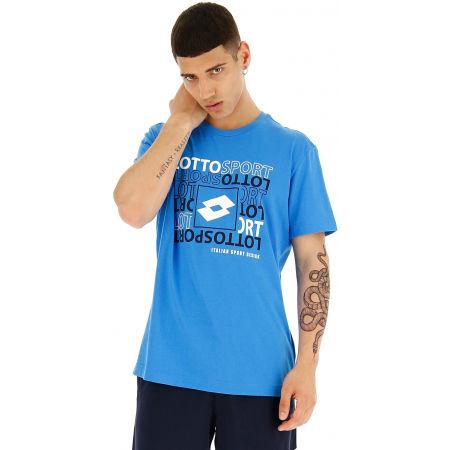 Мъжка тениска - Lotto TEE SUPRA JS - 4