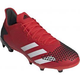 adidas PREDATOR 20.2 FG - Obuwie piłkarskie męskie