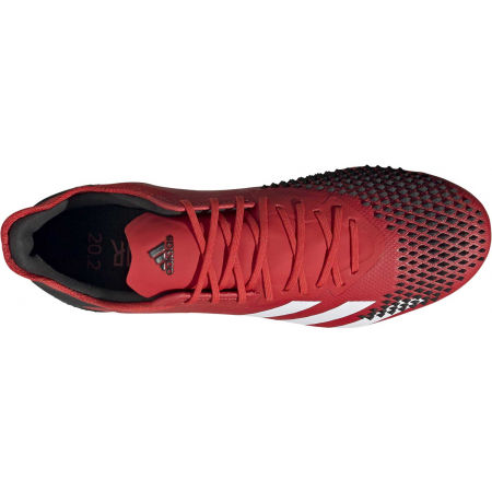 Men's football shoes - adidas PREDATOR 20.2 FG - 4