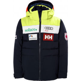Helly Hansen JR CYCLONE JACKET - Geacă schi băieți