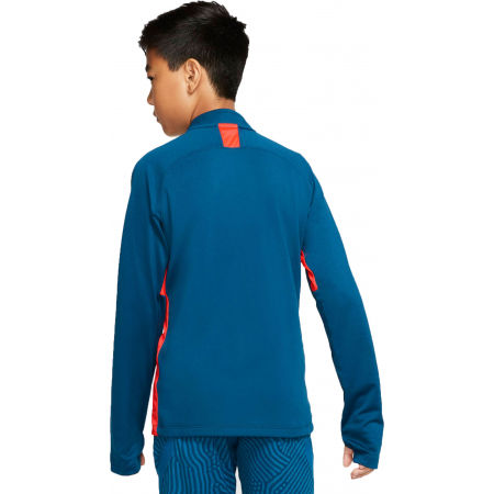 Boys' football sweatshirt - Nike DRY ACDMY DRIL TOP B - 2