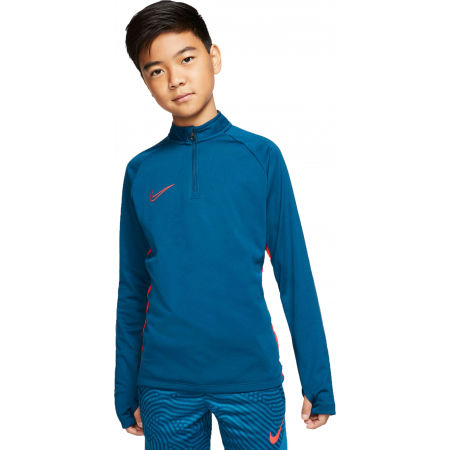 Boys' football sweatshirt - Nike DRY ACDMY DRIL TOP B - 1