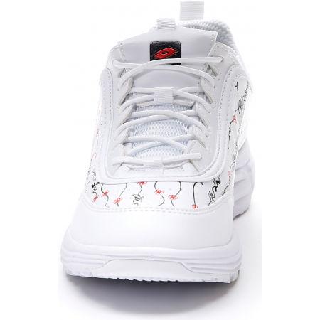 Дамски обувки за свободно време - Lotto LOVE RIDE AMF PRIME PRT W - 5