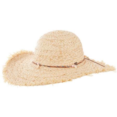 Dámsky klobúk - O'Neill BW FLAT BRIM FEDORA