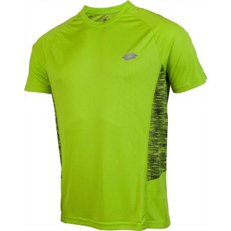 Pánské tričko - Lotto SPEEDRUN II TEE RGL PL - 2