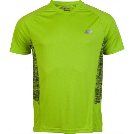 Pánské tričko - Lotto SPEEDRUN II TEE RGL PL - 1