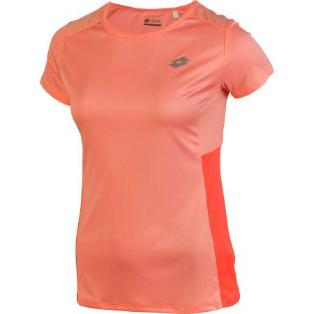 Dámske športové tričko - Lotto SPEEDRUN W II TEE PL - 2